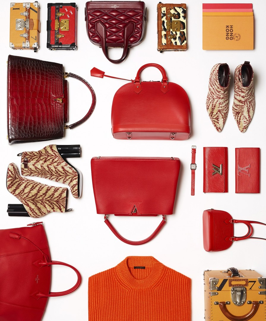 louis vuitton ULTRA ORANGE