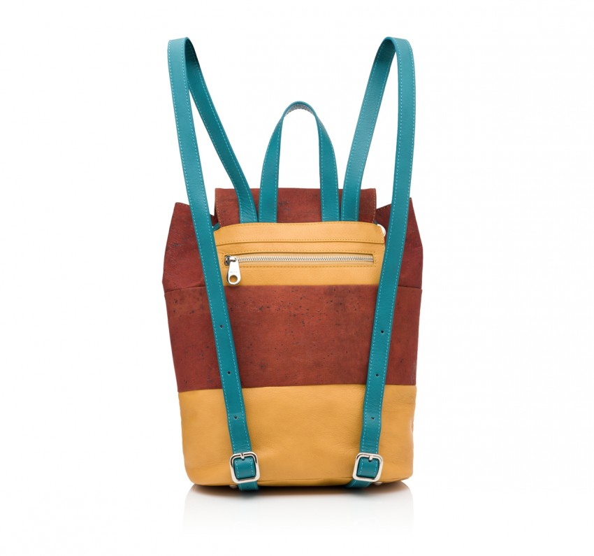 TRI-06 CHILLI BACKPACK rust 2