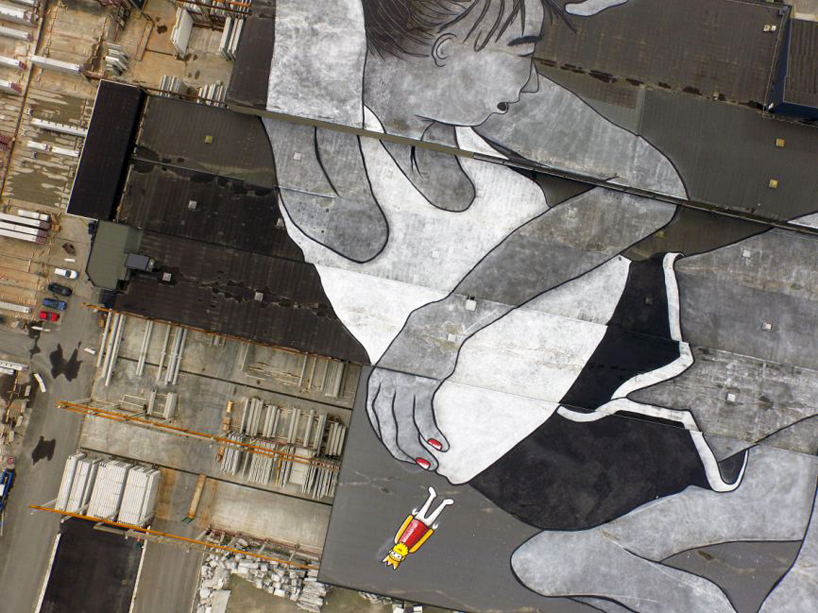 ella-pitr-nuart-festival-norway-largest-mural-in-the-world-designboom-03