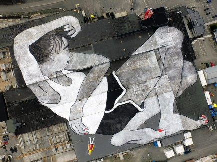 ella-pitr-nuart-festival-norway-largest-mural-in-the-world-designboom-07