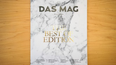 Magnética x Under the Cover: Das Mag