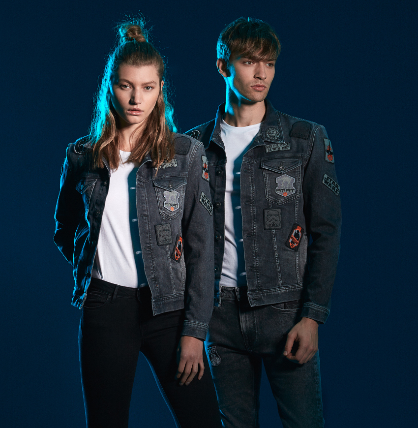 Pepe Jeans: May the Force be with Fashion