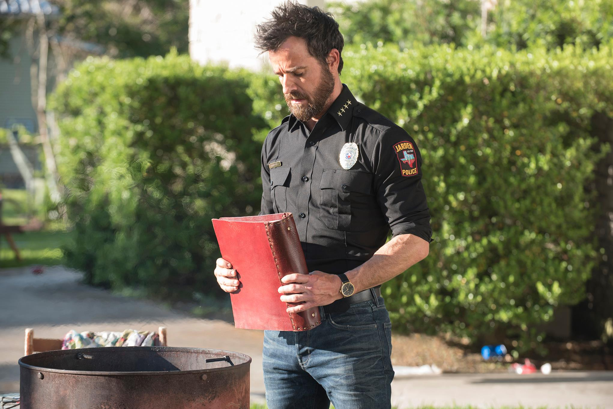 """The Leftovers"": O Livro de Kevin"