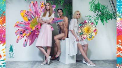Fly London: flores nesta primavera
