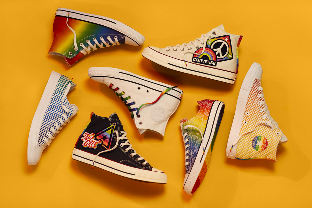 Converse Pride: Yes to All!