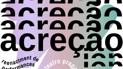 Ciclo de performances no Teatro Praga