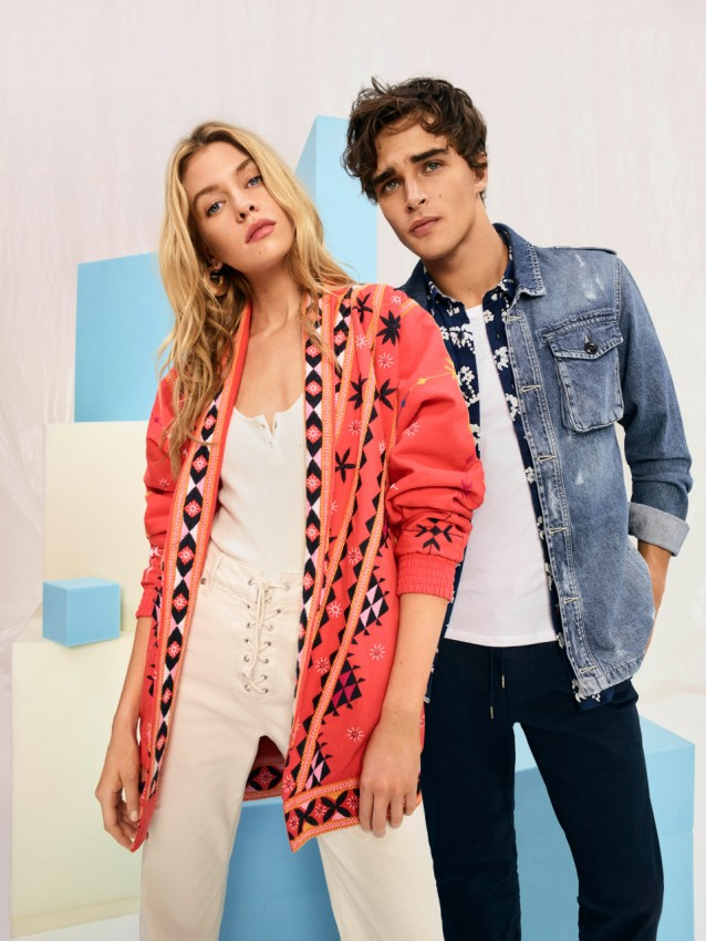 PEPE JEANS SS18 Campaign - MADE TO CREATE- The Studio 2_preview