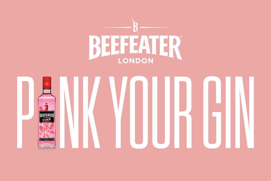 Pink Your Gin!