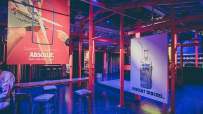 Absolut Creative Competition: encorajar artistas de todo o mundo