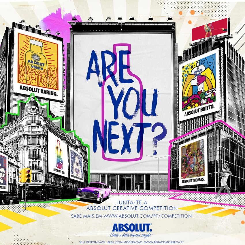 Absolut. Call For Entries