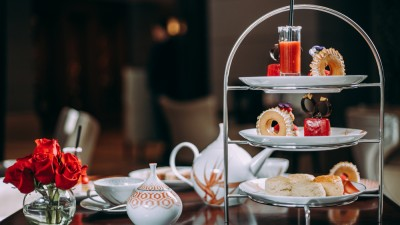 Tea for Two no Corinthia Hotel Lisbon