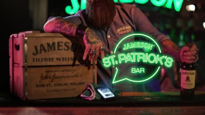 Whatsapp bar da Jameson está de volta